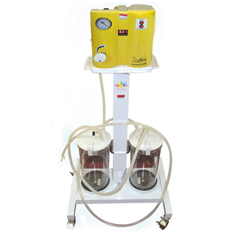 Mobile Suction Pump