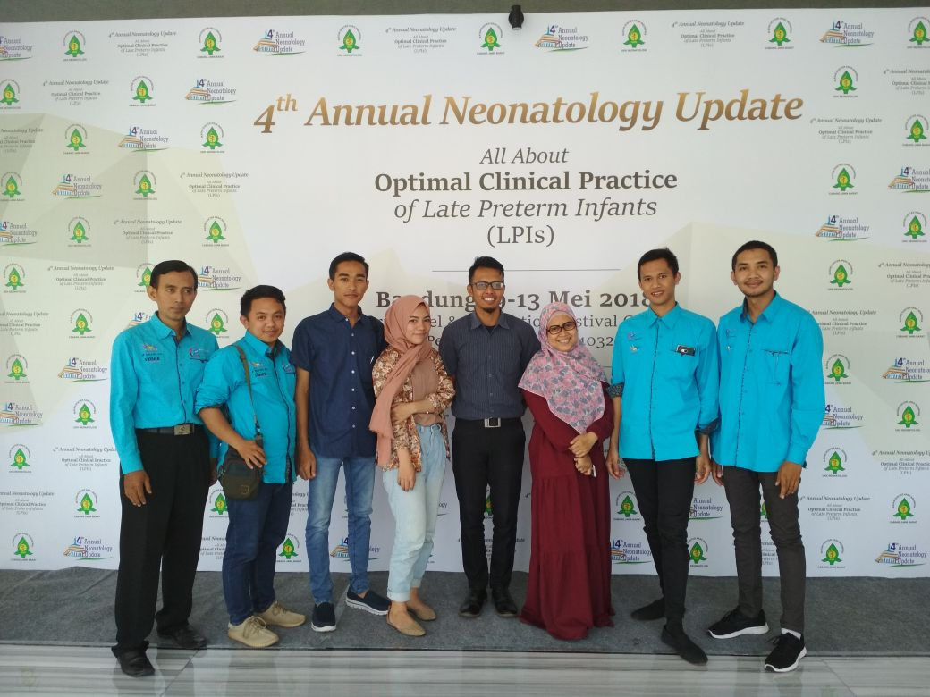 ANNUAL NEONATOLOGY UPDATE (All About Optimal Clinical Parctise of Late Preterm Infants) – BANDUNG 9 – 13 Mei 2018