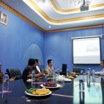 COMEN'S BOARD VISIT DUE TO FUTURE PROJECT